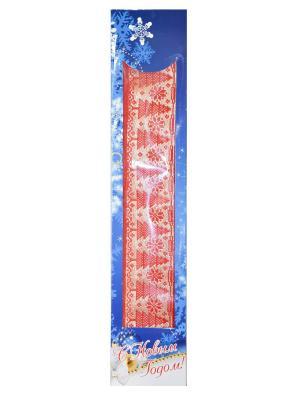 Полотенце банное, коллекция Новый год, 50х90 см, 100% Хлопок Dorothy's Нome. Цвет: светло-коралловый