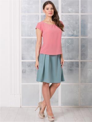 Блузки Bagard. Цвет: розовый