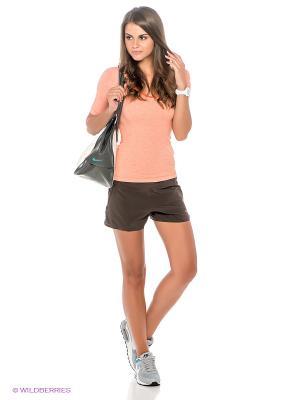 Шорты AS WMS UC DF STRETCHSHORT Nike. Цвет: темно-коричневый