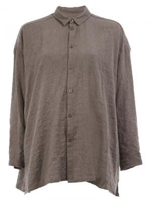 Рубашка  Draughtsman Toogood. Цвет: серый