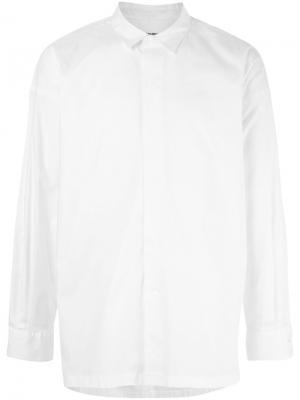 Рубашка с длинными рукавами monkey time. Цвет: белый