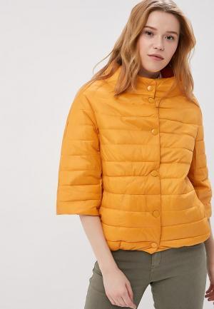 Куртка утепленная Z-Design. Цвет: оранжевый