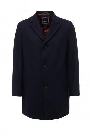 Пальто Daniel Hechter. Цвет: синий