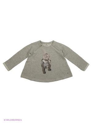 Пуловер Mayoral. Цвет: серый
