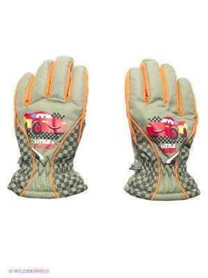 Перчатки Чудо-Кроха. Цвет: хаки