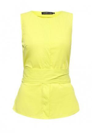 Блуза Concept Club. Цвет: желтый