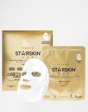 Starskin Маска для лица Gold Mask. Цвет: бесцветный