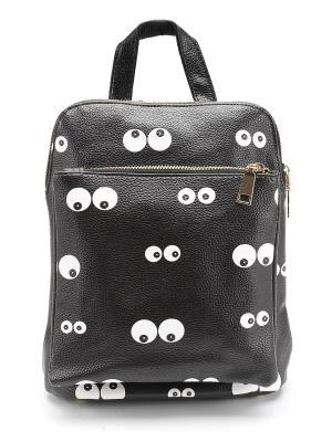 Рюкзак VALENSIY. Цвет: черный