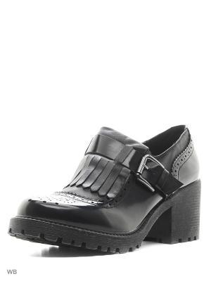 Туфли Carmela. Цвет: черный