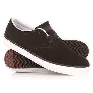 Кеды кроссовки низкие  Spirit Black/White/Texas Fallen. Цвет: черный