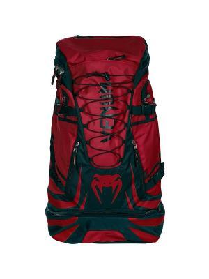 Рюкзак Venum Challenger Xtreme Back Pack - Red. Цвет: красный