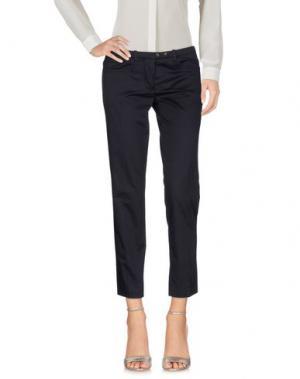 Повседневные брюки WEBER. Цвет: темно-синий