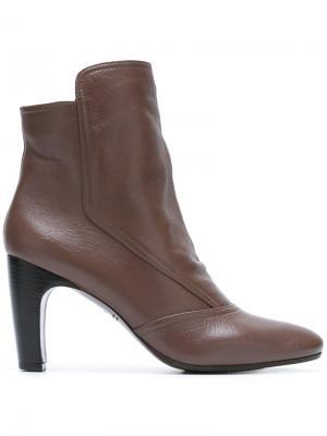 Ботинки Feishung Chie Mihara. Цвет: коричневый