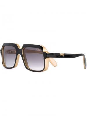 Солнцезащитные очки 607 Tribute Cazal. Цвет: чёрный