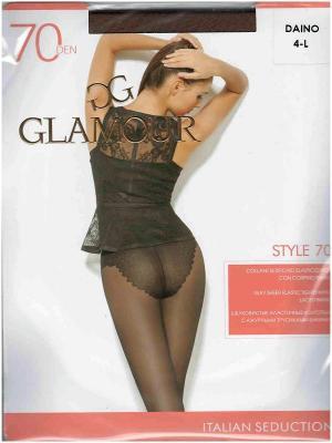 Style Glamour. Цвет: темно-коричневый