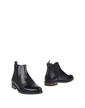 Полусапоги и высокие ботинки AT.P.CO. Цвет: черный