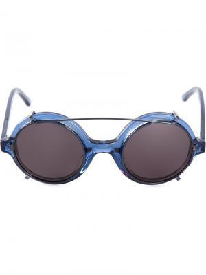 Детские солнцезащитные очки m Two Chandler X Selima Optique. Цвет: синий