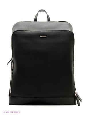 Рюкзак CERRUTI 1881. Цвет: черный