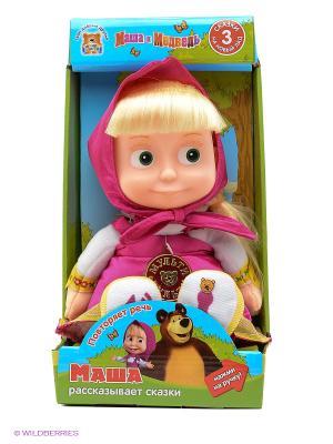 Мульти-Пульти. Маша и медведь Мульти-пульти. Цвет: розовый