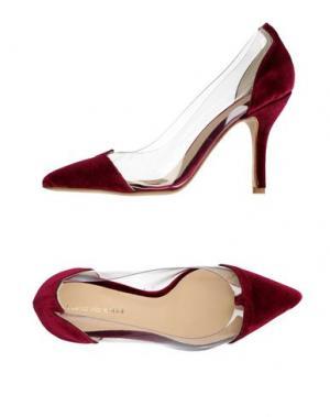Туфли LUCA VALENTINI. Цвет: пурпурный