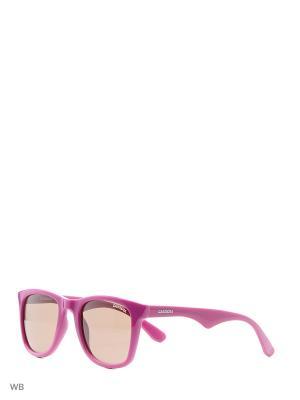 Солнцезащитные очки CARRERA 6000L 2R4. Цвет: фуксия