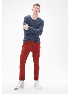 Пуловер S.OLIVER. Цвет: серо-голубой