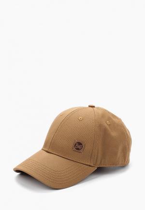 Бейсболка Buff. Цвет: коричневый