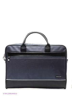 Сумка для ноутбука Cross Case. Цвет: серый, черный