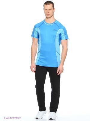 Футболка Alpine PRO. Цвет: синий
