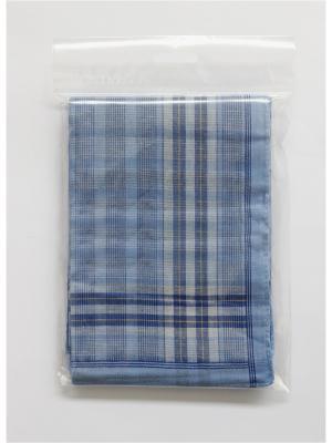 Платки носовые ZLATA KORUNKA. Цвет: синий