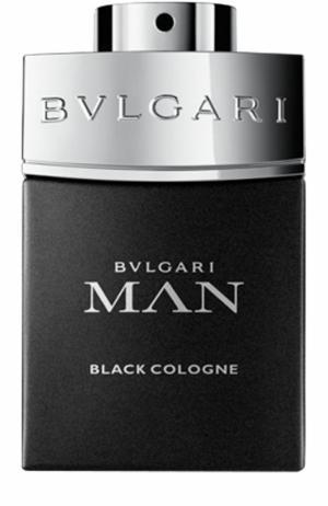 Туалетная вода Man Black Cologne BVLGARI. Цвет: бесцветный