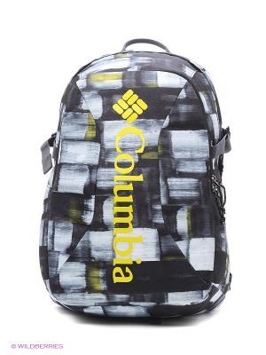 Рюкзаки Columbia. Цвет: черный