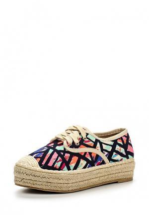 Ботинки Annalisa. Цвет: разноцветный