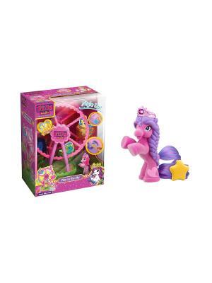 Игровой набор Королевские Filly  Колесо обозрения Dracco. Цвет: розовый