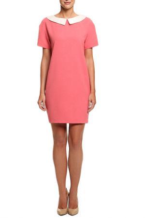 Платье мини SWEETME TM. Цвет: розовый