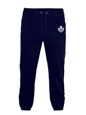 Брюки NHL Maple Leafs Atributika & Club. Цвет: синий