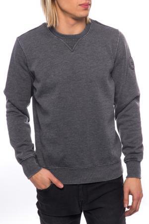 Sweatshirt Gas. Цвет: grey