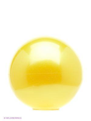 Мяч для художественной гимнастики Larsen. Цвет: желтый