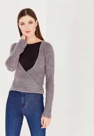 Пуловер Dimensione Danza. Цвет: серый