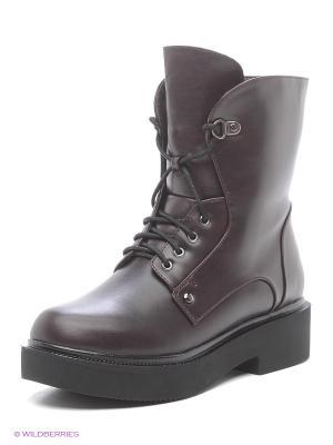Ботинки ELCHE. Цвет: коричневый