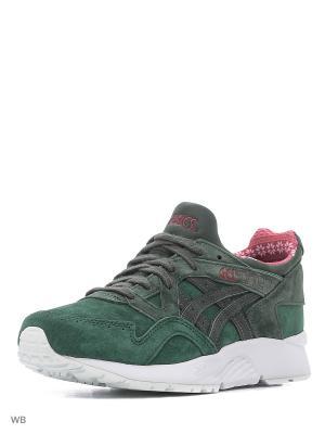 Спортивная обувь GEL-LYTE V ASICSTIGER. Цвет: зеленый, белый