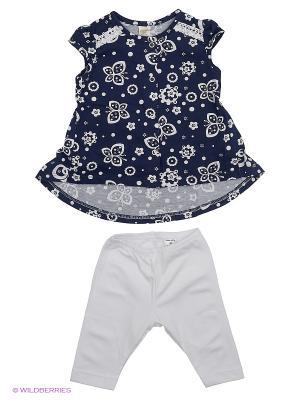 Комплект одежды Baby Boom. Цвет: темно-синий