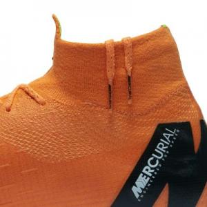 Футбольные бутсы для игры на искусственном газоне  Mercurial Superfly 360 Elite AG-PRO Nike. Цвет: оранжевый
