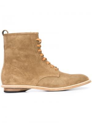 Ботинки Rebel Valas. Цвет: коричневый