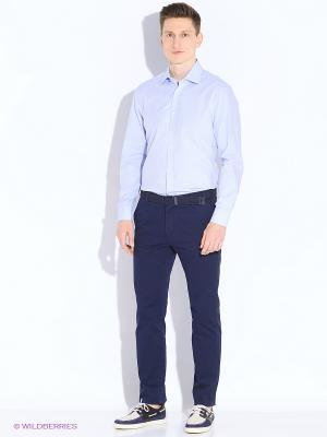 Рубашка MEXX. Цвет: синий