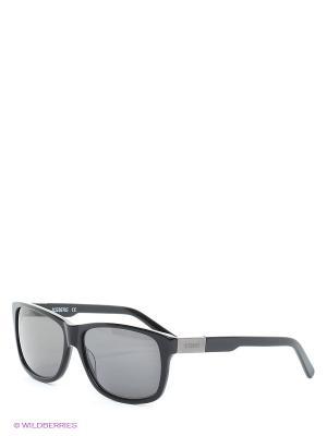 Солнцезащитные очки IC 666S 01 Iceberg. Цвет: черный