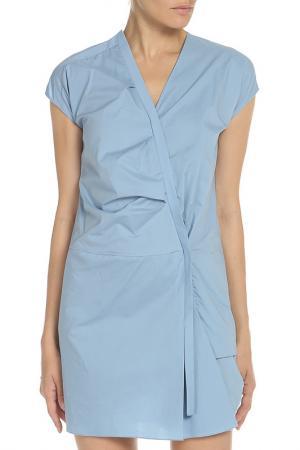 Платье Marni. Цвет: 00b21 голубой