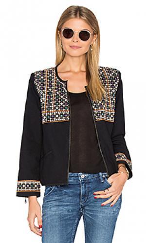 Куртка comeback Flannel Australia. Цвет: черный