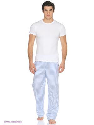 Брюки пижамные Vaide. Цвет: темно-серый