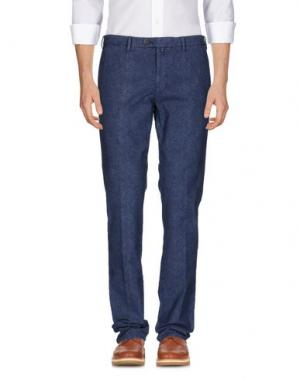 Повседневные брюки VERDERA. Цвет: грифельно-синий